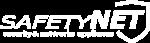 SafetyNET white logo